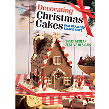 Buy Decorating Christmas Cakes Online at johnlewis.com