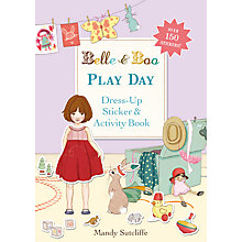 Buy Belle and Boo Sticker and Activity Book Online at johnlewis.com