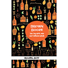 Buy Brown Booze Book Online at johnlewis.com