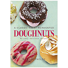 Buy Doughnuts: A Classic Treat Reinvented Book Online at johnlewis.com