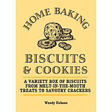 Buy Home Baking Biscuits and Cookies Book Online at johnlewis.com