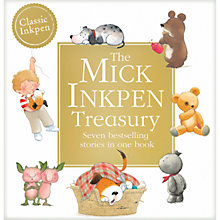 Buy The Mick Inkpen Treasury Book Online at johnlewis.com