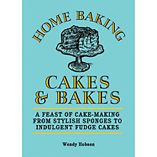 Buy Home Baking Cakes and Bakes Book Online at johnlewis.com