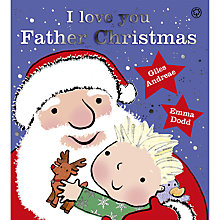 Buy I Love You Father Christmas Book Online at johnlewis.com