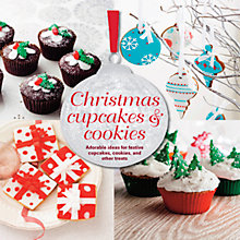 Buy Christmas Cupcakes & Cookies Online at johnlewis.com