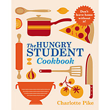 Buy The Hungry Student Cookbook Online at johnlewis.com