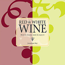 Buy Red and White Wine Book Online at johnlewis.com