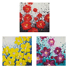 Buy Gallery One Ben Payne Picture Boxes, Set of 3, 35 x 35cm Online at johnlewis.com