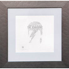 Buy Gallery One, Keith Stewart - Bowie Signed Limited Edition Framed Print,  40.5 x 39.5cm Online at johnlewis.com