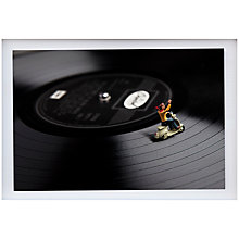Buy Gallery One, Mr Kuu - Into The Groove Signed Limited Edition Framed Print, 39 x 44cm Online at johnlewis.com