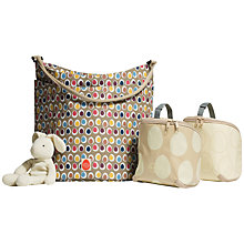 Buy PacaPod Light Samui Changing Bag, Jewel Online at johnlewis.com