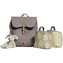 Buy PacaPod Hastings Lite Changing Bag, Driftwood Online at johnlewis.com
