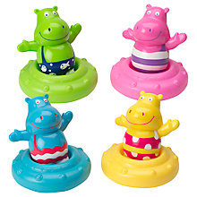 Buy Alex Toys Whistling Hippos Bath Toy Online at johnlewis.com