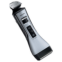 Buy Philips QS6160 StyleShaver Waterproof Styler and Shaver Online at johnlewis.com