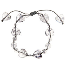 Buy Lola Rose Jennie Heart Bracelet Online at johnlewis.com