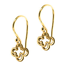Buy Dinny Hall Talitha 22ct Gold Vermeil Small Earrings Online at johnlewis.com