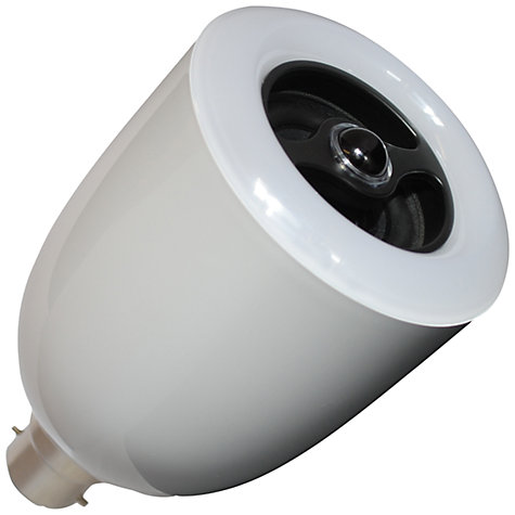 Buy Hasled 9W BC LED Bluetooth Speaker Bulb Online at johnlewis.com