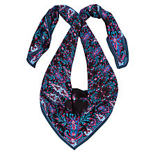 Buy Somerset by Alice Temperley Tapestry Silk Square Online at johnlewis.com