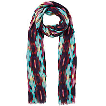 Buy Collection WEEKEND by John Lewis Stretched Batik Scarf Online at johnlewis.com