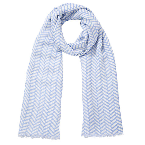Buy COLLECTION by John Lewis Parque Print Scarf Online at johnlewis.com
