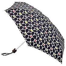 Buy Orla Kiely Tiny Wallflower Print Folding Umbrella, Multi Online at johnlewis.com