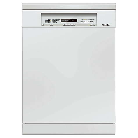 Buy Miele G6510 SC Dishwasher, White Online at johnlewis.com