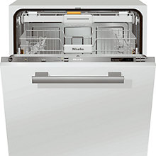 Buy Miele G6370 Scvi Integrated Dishwasher Online at johnlewis.com