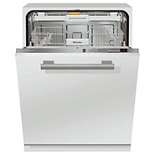 Buy Miele G6160 Scvi Integrated Dishwasher Online at johnlewis.com