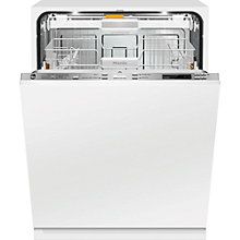 Buy Miele G6587 Scvi K2O XXL Integrated Dishwasher Online at johnlewis.com