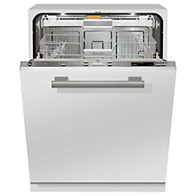 Buy Miele G6570 Scvi Integrated Dishwasher Online at johnlewis.com