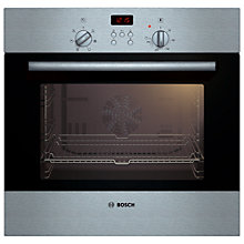 Buy Bosch HBN531E2B Single Electric Oven, Brushed Steel Online at johnlewis.com