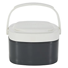 Buy Thermos Stack n' Lock Food Jar, White Online at johnlewis.com