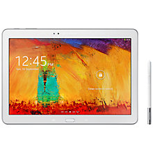 "Buy Samsung Galaxy Note 10.1 2014 Edition Tablet, Octa-Core Samsung Exynos, Android, 10.1"", 16GB, Wi-Fi Online at johnlewis.com"