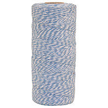 Buy East of India Baker's Twine, 200m, Blue Online at johnlewis.com