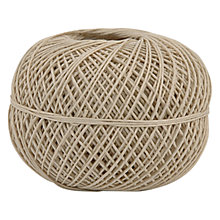 Buy East of India Natural Cord, Multi Online at johnlewis.com