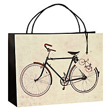 Buy Ella Doran Bikes Gift Bag, Multi Online at johnlewis.com