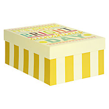 Buy Caroline Gardner Say So Gift Box, Multi, Large Online at johnlewis.com