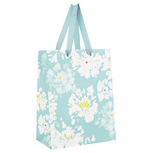 Buy John Lewis Floral Gift Bag, Multi, Small Online at johnlewis.com