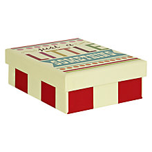 Buy Caroline Gardner Say So Gift Box, Multi, Small Online at johnlewis.com