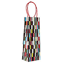 Buy John Lewis Striped Bottle Bag, Multi Online at johnlewis.com