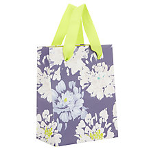 Buy John Lewis Floral Gift Bag, Multi, Mini Online at johnlewis.com