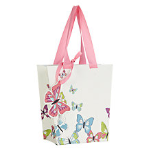 Buy John Lewis Butterflies Gift Bag Online at johnlewis.com