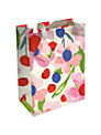 Caroline Gardner Floral Gift Bag, Multi, Medium