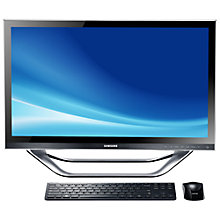 "Buy Samsung ATIV One 7 All-in-One Desktop PC, Intel Core i7, 8GB RAM, 1TB, 27"" Touch Screen Online at johnlewis.com"