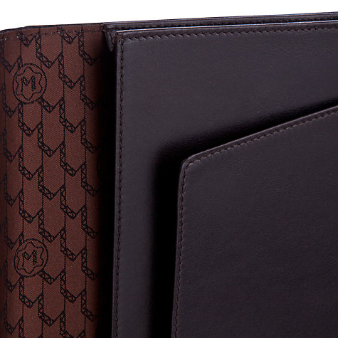 Buy Montblanc Meisterstück Selection Cover for iPad 3, Mocha Online at johnlewis.com