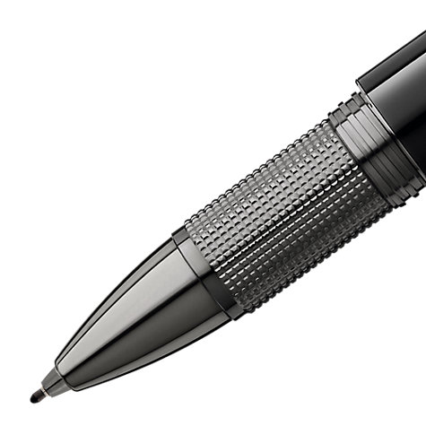 Buy Montblanc StarWalker Midnight Black Fineliner Pen, Black Online at johnlewis.com