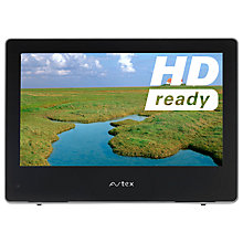 "Buy Avtex W165DRS LCD HD 720p TV/DVD Combi, 16"" with Freeview/Freesat/Analogue Tuner Online at johnlewis.com"