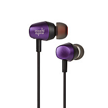 Buy Moshi Audio Mythro In-Ear Headphones with Mic/Remote Online at johnlewis.com
