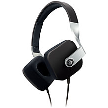 Buy Yamaha HPH-M82 On-Ear Headphones with Mic/Remote Online at johnlewis.com