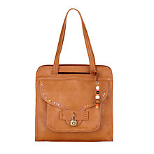 Buy Nica Keri Tote, Tan Online at johnlewis.com